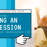 16/08/2020 – Making An Impression
