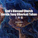 20/09/20 God's Blessed Church