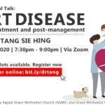 23/09/20 – Heart Disease Prevention, Treatment & Post-Management
